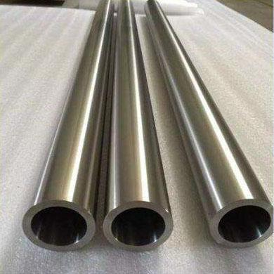 Seamless ASTM Grade 2 pure titanium tube ASTM B338 titanium pipe seamless tube Alloy Gr1 Gr2 titanium seamless High quality Gr1 Pure medical