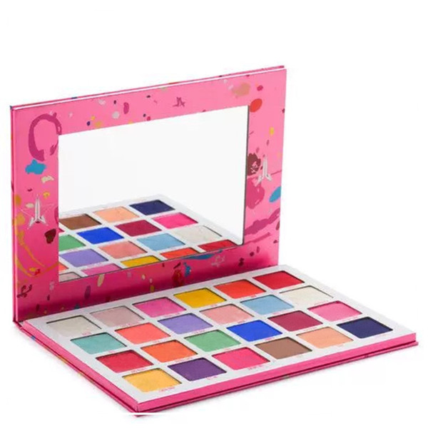 2019 j brand eye makeup jawbreaker palette 24 color eye hadow palette eye hadow dhl hipping