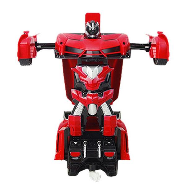Abbyfrank RC Auto Sportwagen Modelle Transformation Roboter Fernbedienung Verformung Auto RC Roboter Kinder Spielzeug Geburtstagsgeschenke