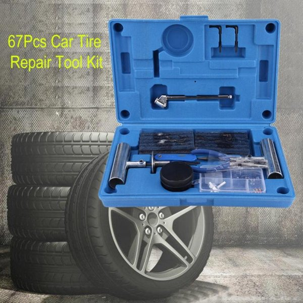 Tire Repair Near Me Open Sunday >> 2019 Car Tire Repair Tool Kit Tyre Puncture Repair Set For Car Motorcycle Truck From Nqingfeng 25 58 Dhgate Com