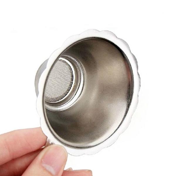 Utensílios de Cozinha Gadgets Colanders Strainers Aço Inoxidável Dupla Camada de Malha Fina Peneira Nova XN844 malha fina