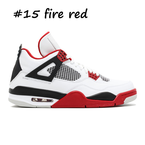 15 fire red