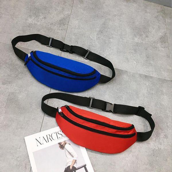7b4d1cd48c7a Most Popular Designer Couple Chest Bag Oxford Cloth Men And Women Trend  Waist Bags Outdoor Sports Casual Messenger Shoulder Bags Visconti Bags ...