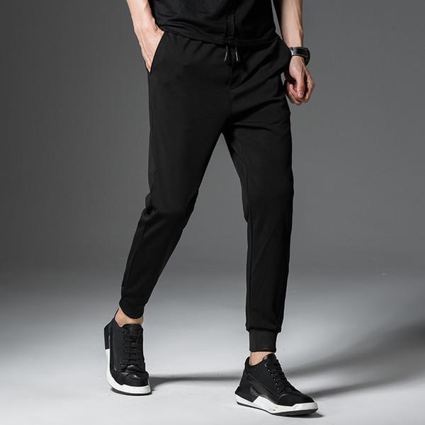 Men Pants 2019 New Fashion Men Jogger Pants Men Fitness Bodybuilding Gyms Pants For Runners Clothing Autumn Sweatpants Size 4xl