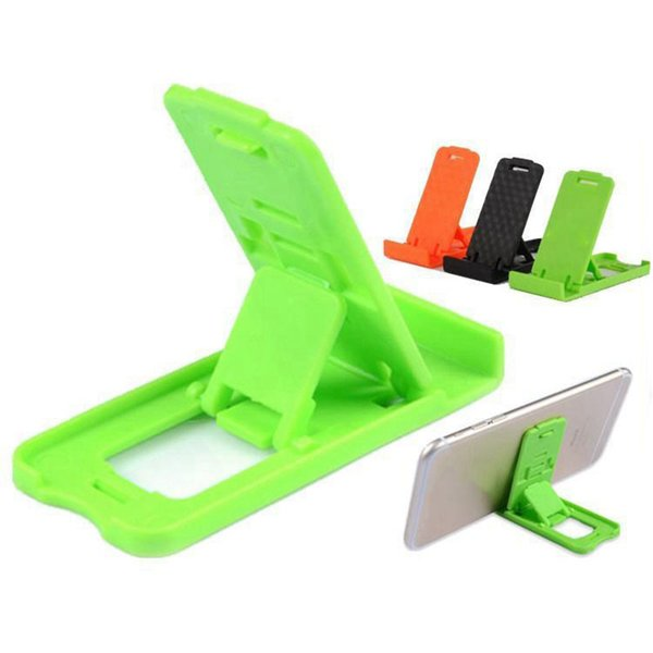 Hoomall Phone Holder Portable Adjustable Mobile Phone Holders Stands Storage Racks Multifunctional Table Support