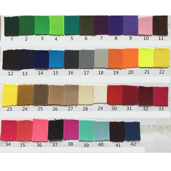 1~42(Remarks color code to pick)
