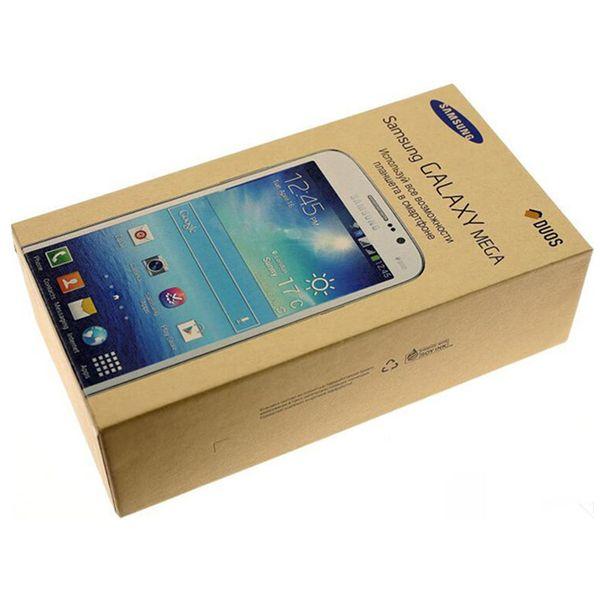 "Samsung Galaxy Mega I9152 Cell Phone 5.8"" Dual Core 1.5GB RAM 8GB ROM 8MP camera Unlocked Mobile phone"