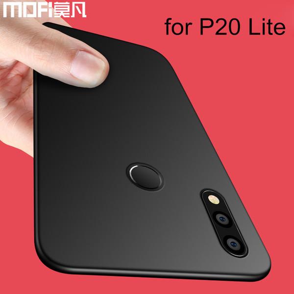 nuovo di zecca a3cb6 bca4c Custodia Cellulare Lg Huawei P20 Lite Cover Cover Nova 3e Cover Posteriore  Protettiva P20lite Black Capas MOFi Originale Custodia Huawei P20 Lite ...
