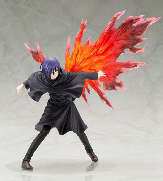 Compre Tokyo Ghoul Touka Kirishima Figura Dos Desenhos Animados