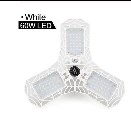 60 Вт 72LEDs белый корпус