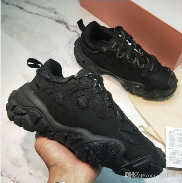 the best attitude quite nice new product Acne Studios Bolzter W Shoes Fashion Designer Casual Shoes Luxury Dad Shoe  WomenTechnical Sports Shoes Sneakers Shoe Best Quality 35 44 M021 Geox ...
