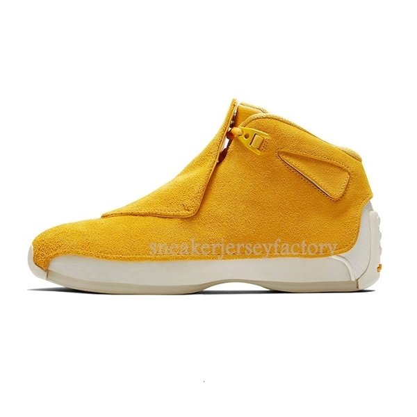 1 Yellow suede