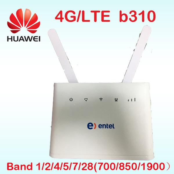 Разблокирован Huawei B B310s-518 1 4G LTE FDD Band 1/2/4/5/7/28 CPE WIFI маршрутизатор модем b310 pk b315 E5172