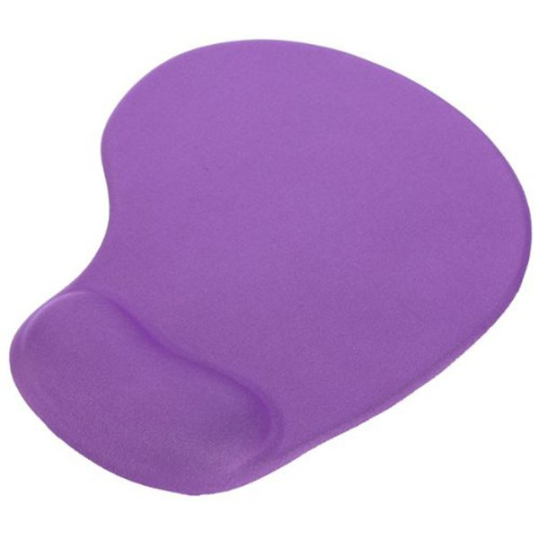 New Non-slip Backing Mouse Pad Mat Comfort Gel Wrist Support for PC Laptop