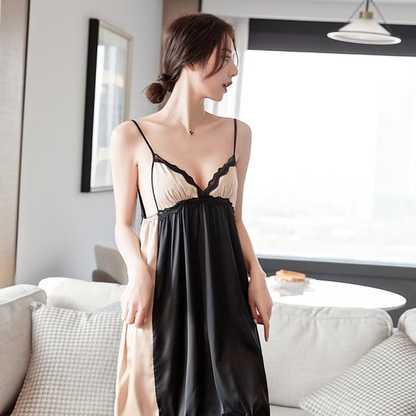 Nightdress Black