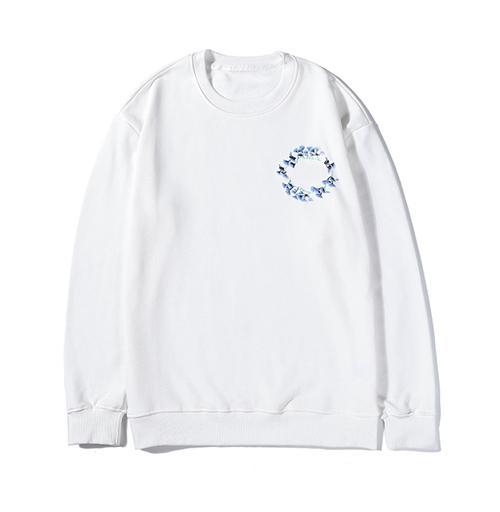 Sweats à capuche pour hommes Designer Hip Hop Hoodie rue coton de haute qualité Loose Fit luxe sweat à capuche B102656J