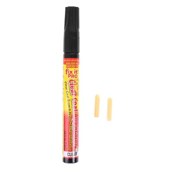Peinture automobile Pen Fix It Pro Scratch Repair Car Remover Pen Clear Coat Applicateur portable non toxique