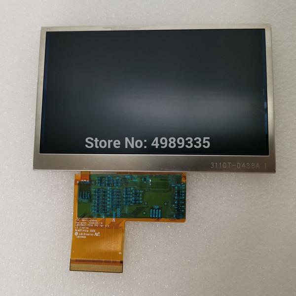 Pantalla LCD original de 4.3 pulgadas LB043WQ2-TD08