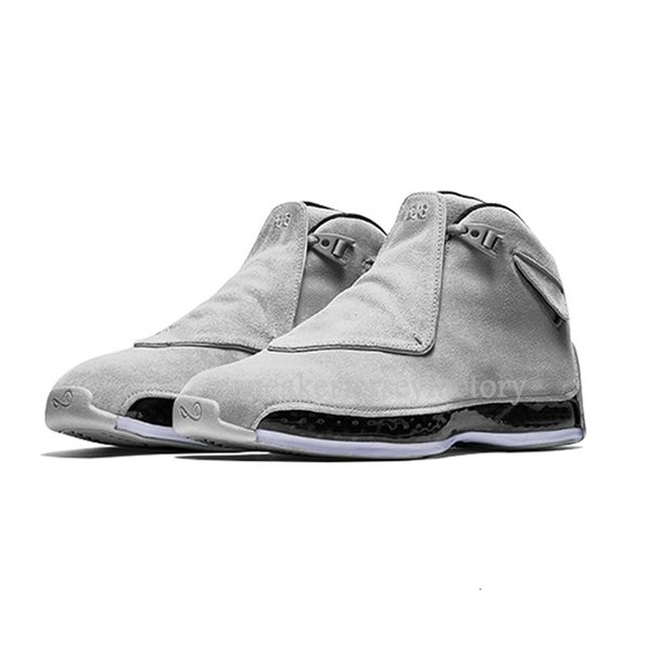 5 cool grey suede