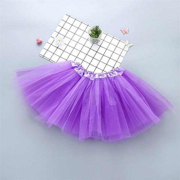 10 colors Top Quality candy color kids tutus skirt dance dresses soft tutu dress ballet skirt pettiskirt clothes 10pcs/lot