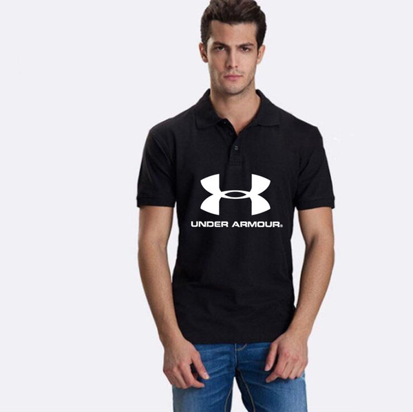 2019 new sport T-shirt for men short sleeve round neck running shirt quick dry coat breathable half sleeve fitness shirt loose top summer