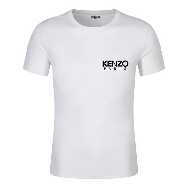 19ss Menino Londres Mens Camiseta Designer de Mulheres Dos Homens de Alta Qualidade Mangas Curtas Designer de Moda MeninoKENZO Luxury Colors Tees