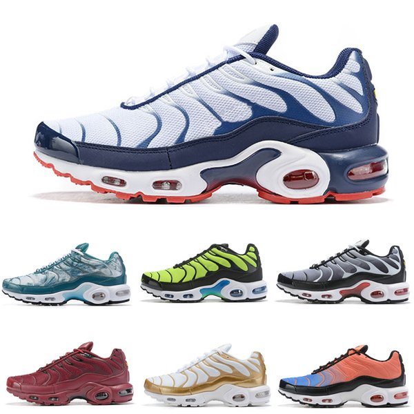 2019 Lace-Up Men and women fashionable Sports shoes Multicolor Cushion Surface Breathable Outdoor Shoes size 36-46