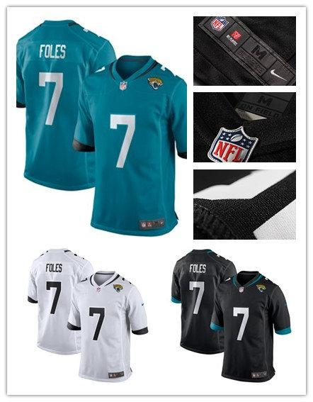 online store 18c2d 3efca Jacksonville Men'S Women'S Youth Jaguars 7 Nick Foles Game Limited Football  Jersey S 4xl Buy Cool T Shirts Online Funny Offensive T Shirts From ...