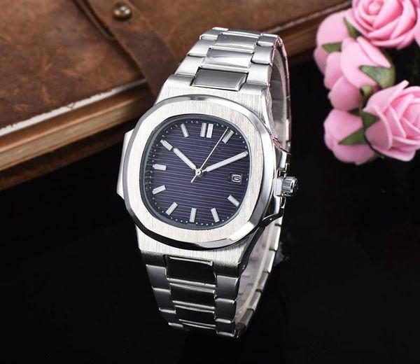 2019 Original Luxury Brand Men And Women Watch Cool Quartz Wristwatches Fashion Stainless Steel Calendar Mens Business Watches