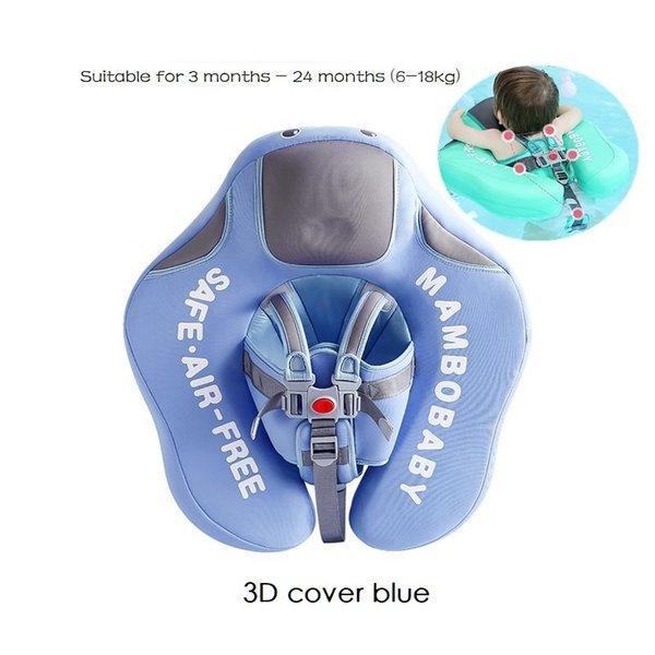 3D climb blue