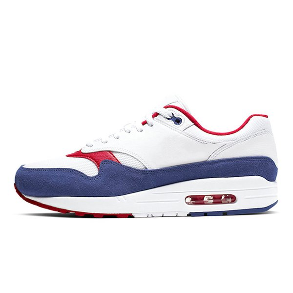 36-45 White Red Blue