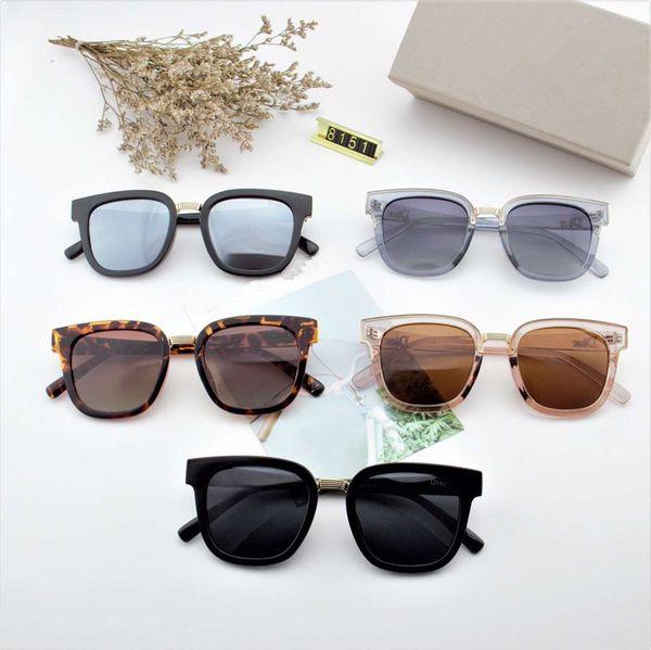 New Top Version Sunglasses Polarized Lens Sports Sun Glasses Fashion Trend Eyeglasses Eyewear original accessories 8151#
