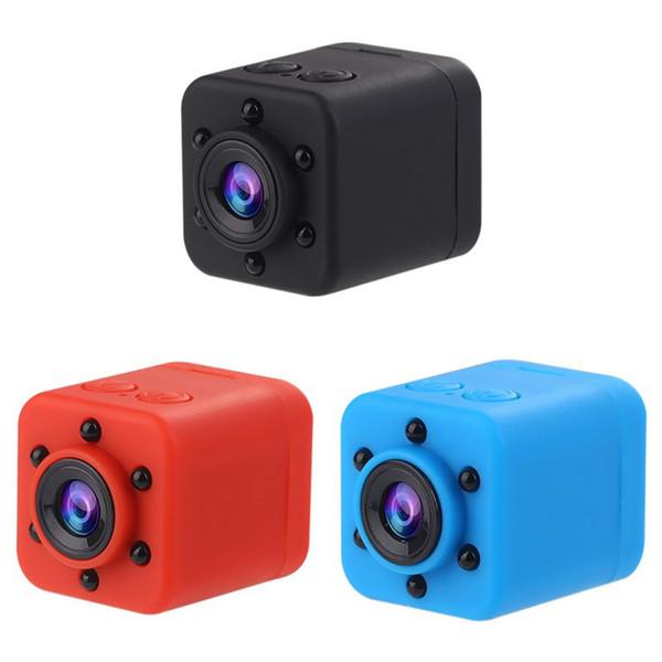 SQ18 Mini cámara Full HD 1080P Sensor Visión nocturna Camcorder Detección de movimiento DVR Sport DV Video Cámara pequeña con clip Magentic