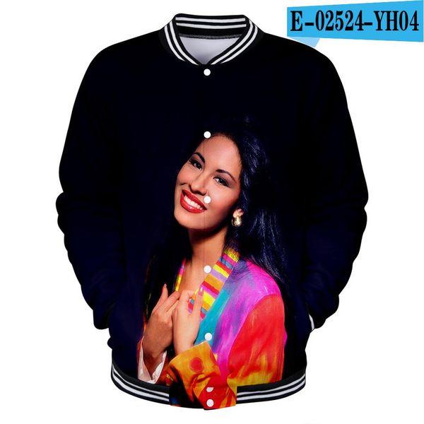 Mens white designer hoodie sweatshirt models selena Na 3D surrounding recreational baseball uniform sweat coat pullover jackets G