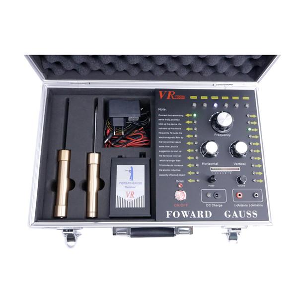 Long Range Underground Golddetektor Metalldetektor VR10000 Gold Digger Treasure Hunter Diamantdetektor