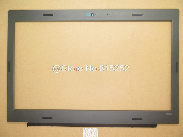 Dizüstü LCD Ön Çerçeve Için Lenovo Thinkpad T460P 01AY568 01AV919 AP10A000500 Ile Kamera FHD Ekran Çerçevesi Ile Yeni Orijinal