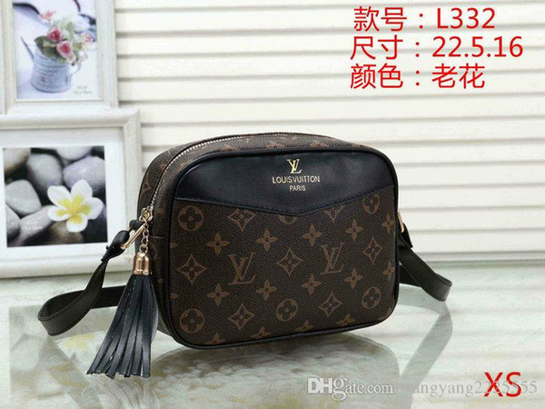 1dbad810a 1fLOUIS VUITTON Double Zipper Makeup Bag CHALK Leather Handbags Brand  MICHAEL 00 KOR Shoulder Bags GUC