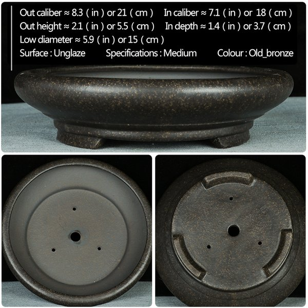 Vecchio bronzo Clay-M