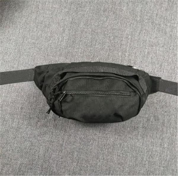 best selling 2020 HOT Wholesale Waist Bag Bags Cross Body Bags Embroidery Chest Bag men Fashion Sport Women Single Shoulder Bags
