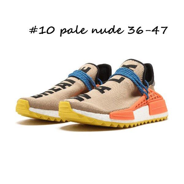 #10 pale nude 36-47
