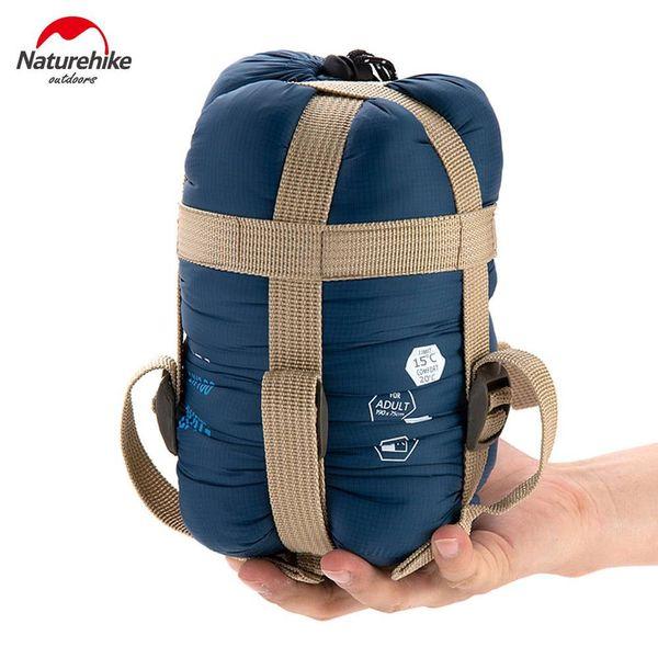 Outdoor Envelope Sleeping Bag Naturehike LW180 Outdoor camping Rectangular Sleeping Bag Single Sleeping Bag Casual travel use