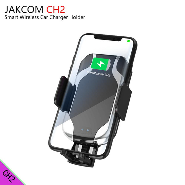 JAKCOM CH2 Smart Wireless Car Charger Mount Holder Hot Sale in Cell Phone Mounts Holders as memory cards handy holder atv