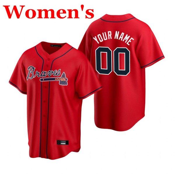 2020 Serin Bankası Kırmızı Womens