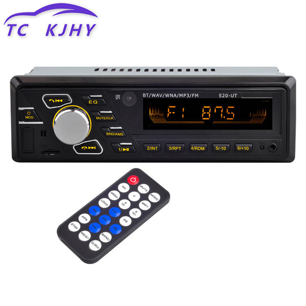 Araba MP3 Kablosuz Alıcı Bluetooth USB Ses Adaptörü FM Radyo AUX Adaptörü SD Kart DIY Hoparlör Modülü Stereo Dekoderleri