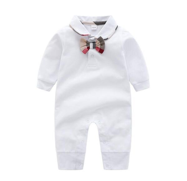 jingxumaoyi23 / 0-24M Cartoon Baby Romper Spirng Autumn Long Sleeve Baby Boy Girl Romper Infant Warm Jumpsuit Kids Cotton baby Clothes AAAA48