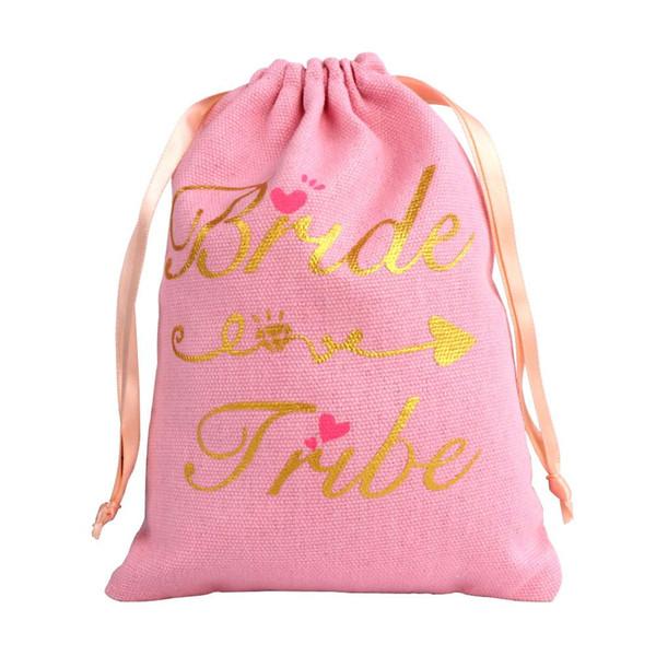 1Pcs Pink Bag