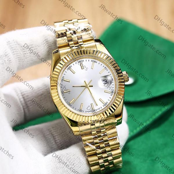 gold white