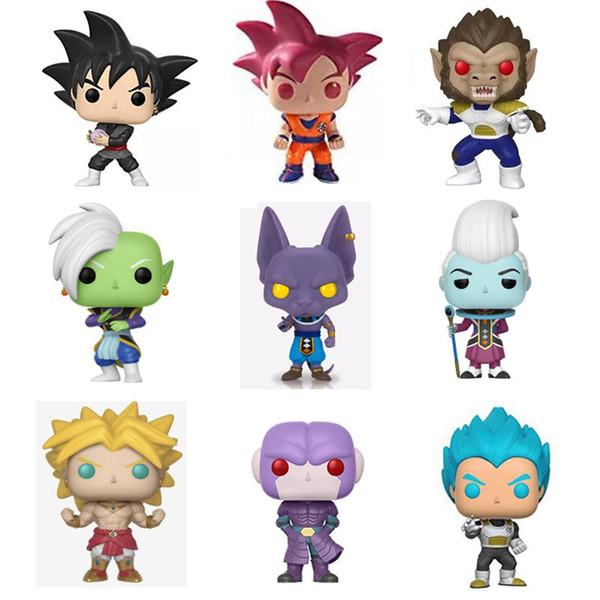 Acheter Funko Pop Dragon Ball Z Sangoku Vegeta Piccolo Modèle Jouets Figurines D Action Cellulaire Pvc Collection Poupée Anime Dessin Animé Toy 20