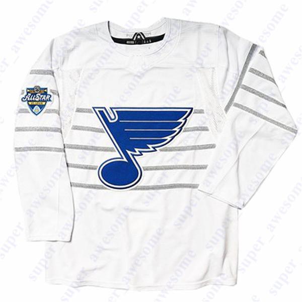 St. Louis Blues Branco