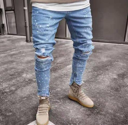 Biker Jeans 16